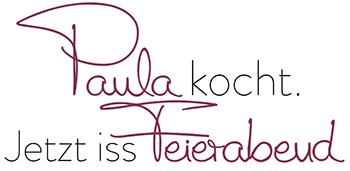 Paula kocht.
